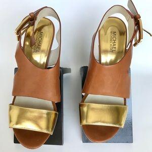 MICHAEL Michael Kors Platform Heel Sandal
